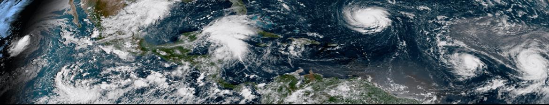 La côte est des États-Unis se prépare à l'arrivée de l'ouragan Florence