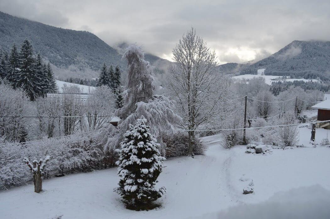 Nord-Est : chutes de neige attendues ce jeudi